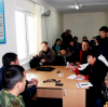 DPI arranged a Press Tour to Talas Region